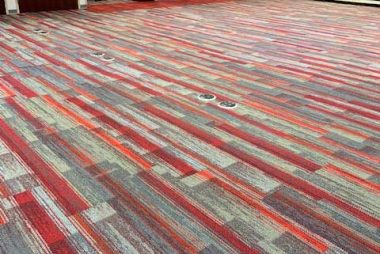 Union County College Carpet
