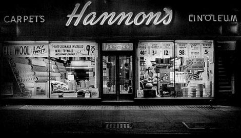 Hannon Floors | 1930's